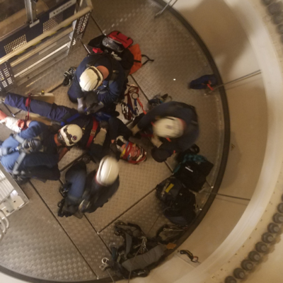 In the Turbine